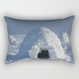 igloo Rectangular Pillow