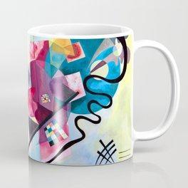 Wassily Kandinsky - Yellow Red Blue Coffee Mug
