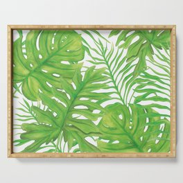 Living Art Collection by Artist Jane Harris Serving Tray