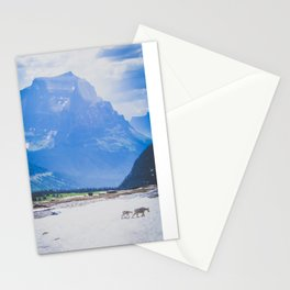 Goat Series, II Stationery Cards