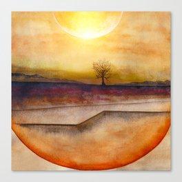 LoneTree 03 Canvas Print