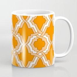 Grille No. 1 -- Orange Coffee Mug
