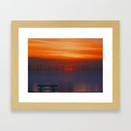Relax (Digital Art) Framed Art Print