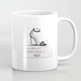 Fashion books Coffee Mug