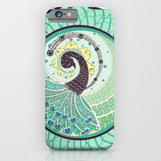 Nouveau Night Purple Peacock Slim Case iPhone 6