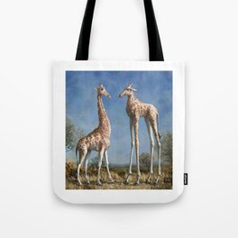 Emmm...Welcome to the herd... Tote Bag