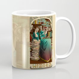 La Magicien - The Wizard Coffee Mug