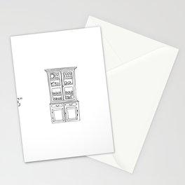 "Le ""credenze"" della mamma by Laura Pizzicalaluna Stationery Cards"