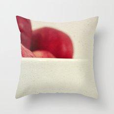 Pick Your Poison: Snow White Throw Pillow