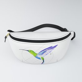 Under the Sign of Colibri Fanny Pack