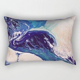 Deep Islands Rectangular Pillow