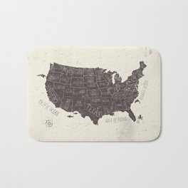 USA Bath Mat