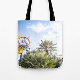18b Arts District Las Vegas Tote Bag