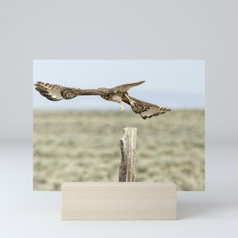Winging It Mini Art Print