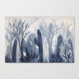 Memory Landscape 7 Canvas Print