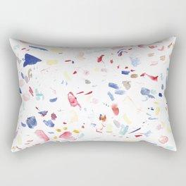 Scatter Brain No. 2 Rectangular Pillow