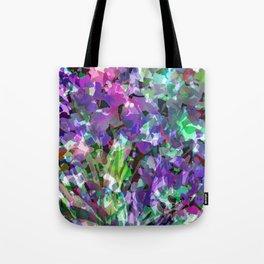Jewel Box Jungle Tote Bag
