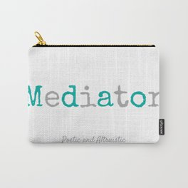 Mediator Carry-All Pouch