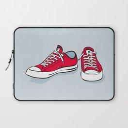 Red Sneakers Laptop Sleeve