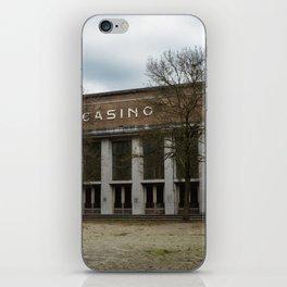 Gamblers Autumn iPhone Skin