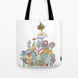 Pepperland Tote Bag