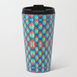BriteBricks Pattern Travel Mug