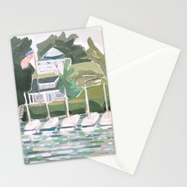 LCC Over LYC Stationery Cards