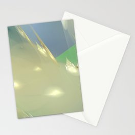 abstract lighteffects -15- Stationery Cards