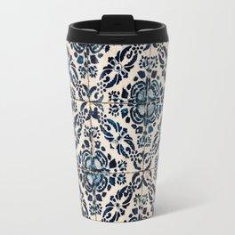 Azulejos - Portuguese painted tiles II Travel Mug