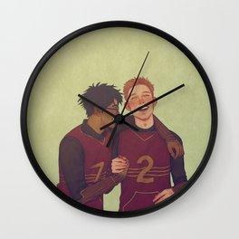 Best mates Wall Clock