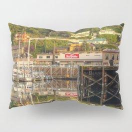Kodiak, Alaska St. Paul Harbor Pillow Sham
