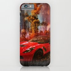 Driving Into A Strange New World iPhone 6s Slim Case