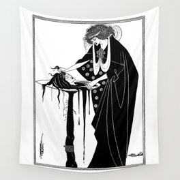 The Dancer's Reward Wall Tapestry