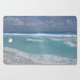 Carribean sea 3 Cutting Board