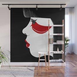 Modern Geisha Wall Mural