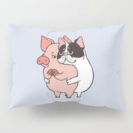 Friend Not Food Pillow Sham