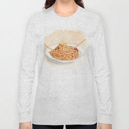 Pasta love Long Sleeve T-shirt