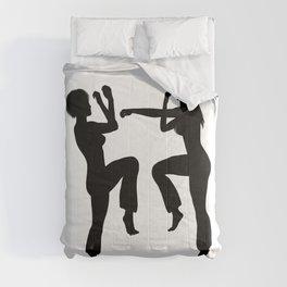 Martial Arts Girls Comforters