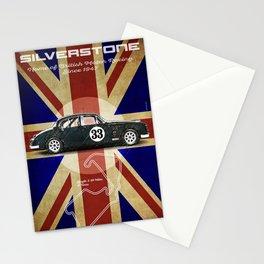 Silverstone MK2 Vintage Stationery Cards