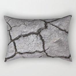 Dry Soil Rectangular Pillow