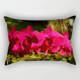 Lovely As An Orchid Rectangular Pillow