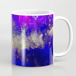 Galaxy Skyline Coffee Mug