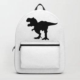 Giant T-Rex Dinosaur Silhouette Backpack