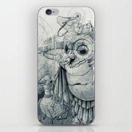 Erosion iPhone Skin