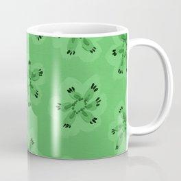 Green Emily Claire Coffee Mug