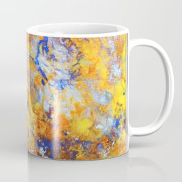 Firefall - Original Abstract Art by Vinn Wong Coffee Mug