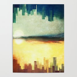 Parallel cities Poster