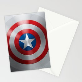 Captain Winter Soldier Stationery Cards