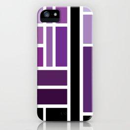 Dusk Tiles iPhone Case