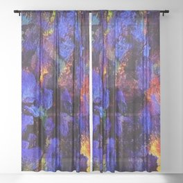 Passion Sheer Curtain